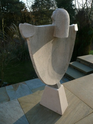 Angel, Ancaster Limestone (2)